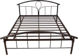 HomeTown Elegant Metal Queen Bed (Finish...