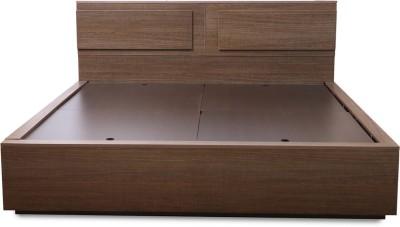 Evok Roman Engineered Wood Queen Bed With Storage