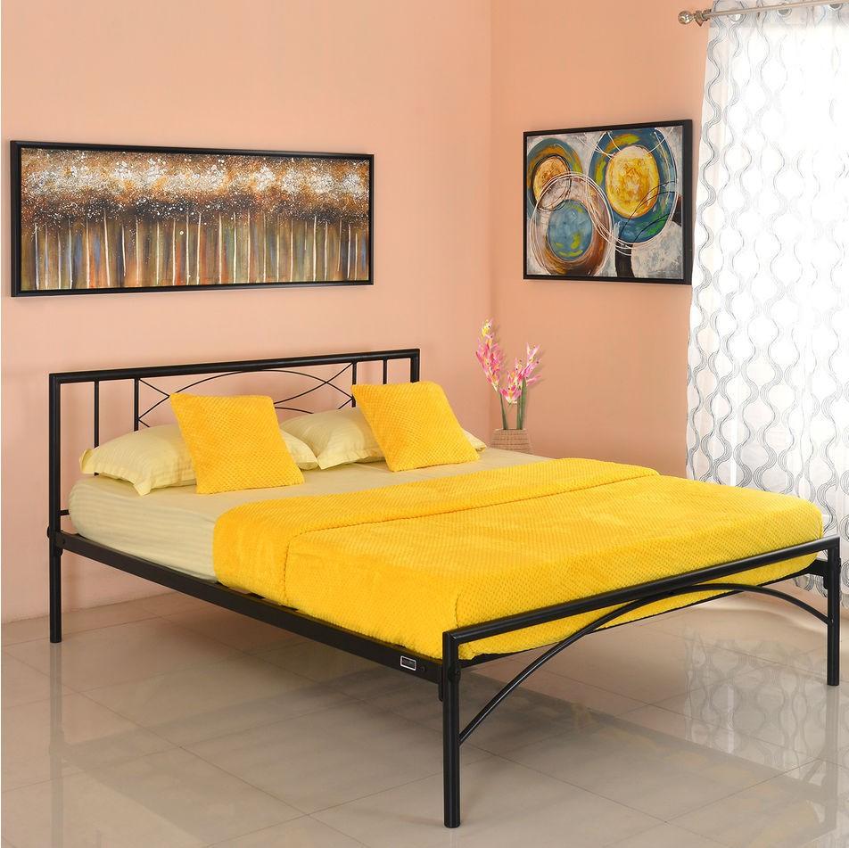 @home by Nilkamal Ursa Metal Queen Bed
