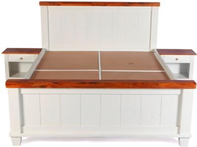 Evok Carolina Solid Wood King Bed