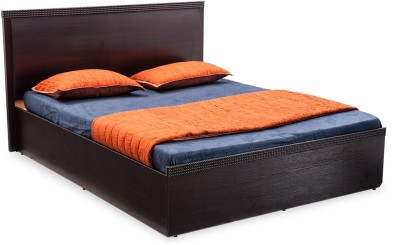 Durian VIENNA/A/KB Engineered Wood King Bed With Storage