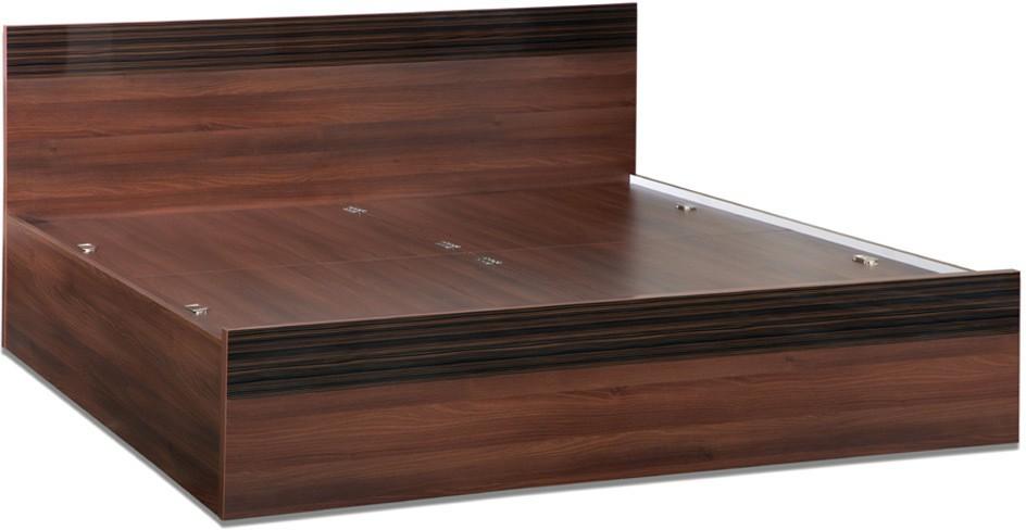 Debono Belda Engineered Wood Queen Bed With Storage class=