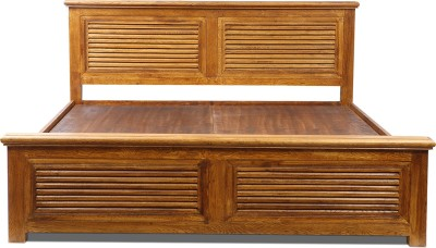Evok Rivieria Solid Wood King Bed