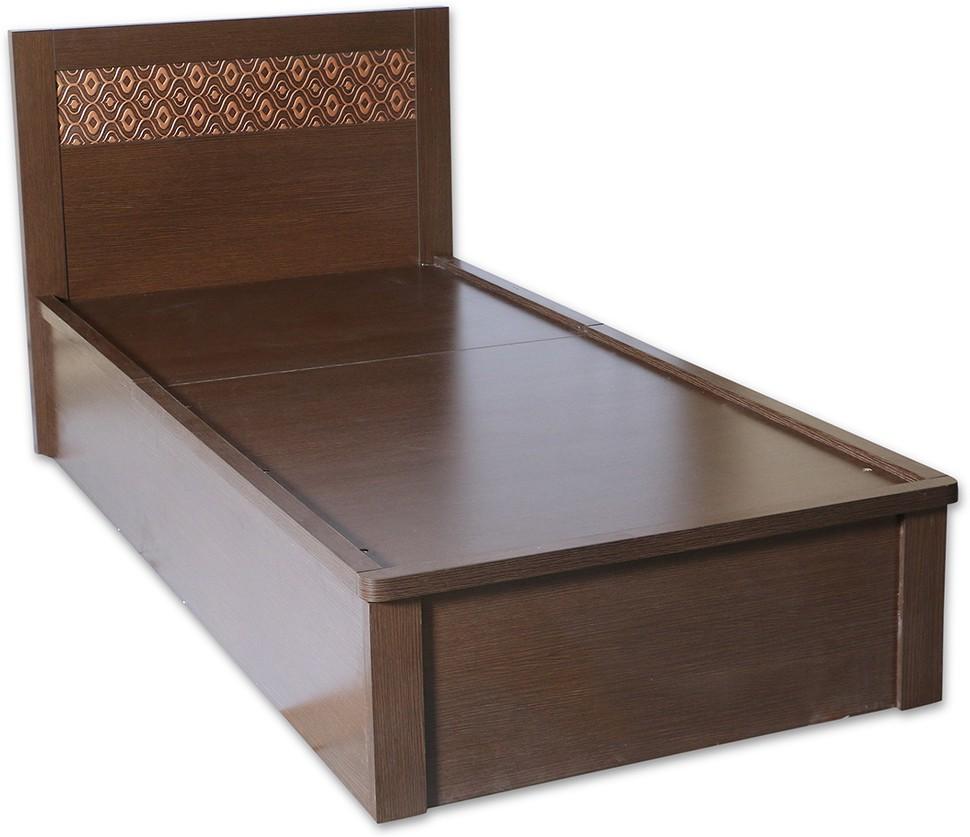 HomeTown Nebula Engineered Wood Single Bed With Storage