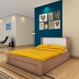 HomeTown Ambra Engineered Wood Queen Bed...