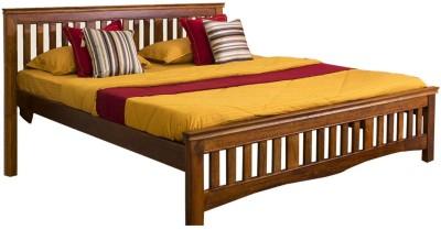 Evok Marko Solid Wood Queen Bed