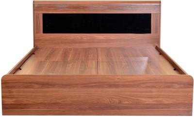 HomeTown ARCHER Engineered Wood Queen Bed With Storage