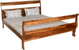 Induscraft Solid Wood King Bed (Finish C...