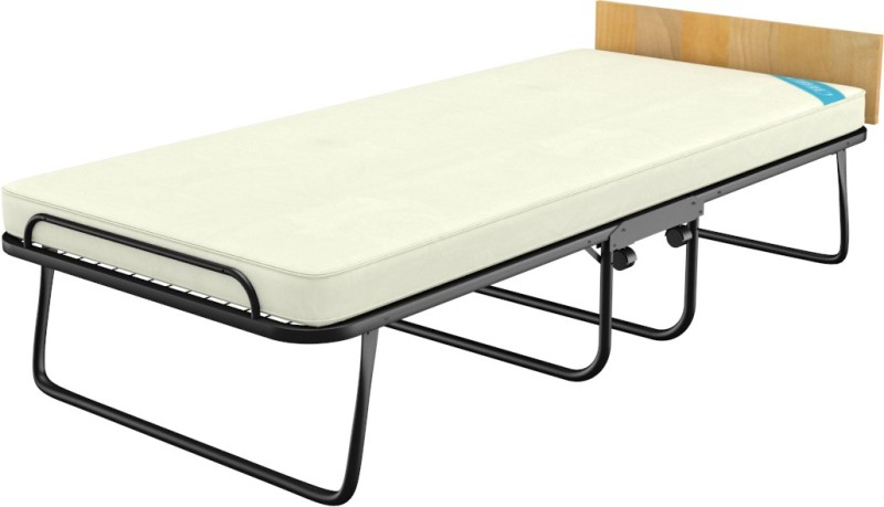 Camabeds Easy Premium Folding Metal Single Bed(Finish Color - Black...