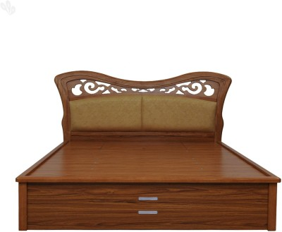 Royal Oak Ultra Engineered Wood King Bed With Storage