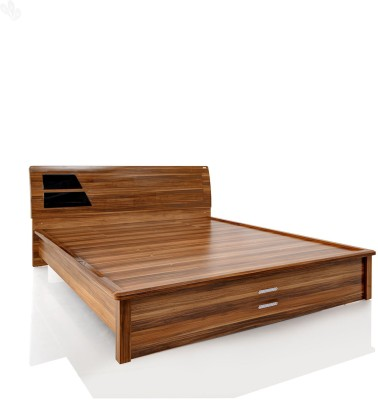 Royal Oak Daffodil Engineered Wood King Bed