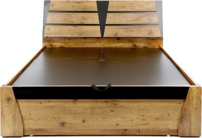 Evok Texas Engineered Wood King Bed With Storage
