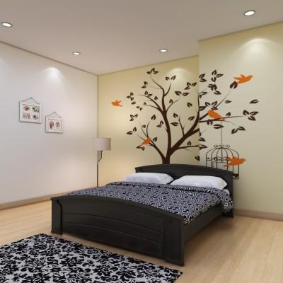 HomeTown Evita Engineered Wood King Bed With Storage