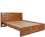 Royal Oak Sapphire Solid Wood Queen Bed ...
