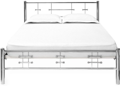 Nilkamal Zeplin Metal King Bed(Finish Color -  NA)