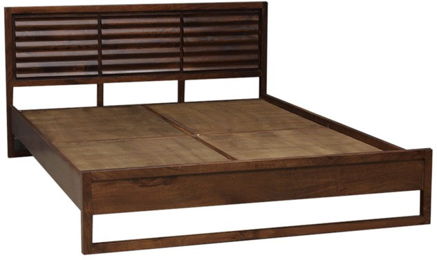 HomeTown Unison Solid Wood Queen Bed