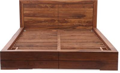 Evok Osage Solid Wood King Bed