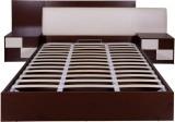 Evok Florida Engineered Wood Queen Bed W...