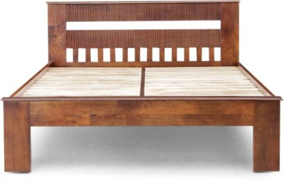 InLiving Brava Solid Wood King Bed