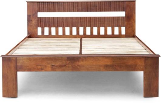 InLiving Brava Solid Wood King Bed