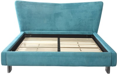 Godrej Interio Fabric King Bed With Storage