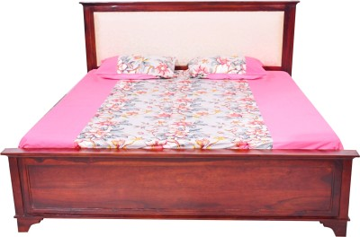 Nesta Furniture Harbor Solid Wood Queen Bed With Storage
