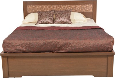 HomeTown Nebula Engineered Wood King Bed With Storage