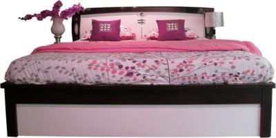 Evok Engineered Wood Queen Bed