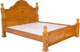 Woodpecker Solid Wood Queen Bed (Finish ...