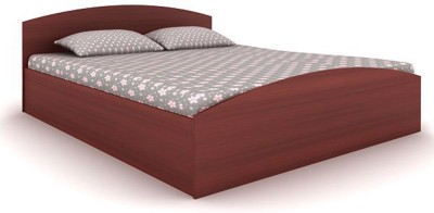 Housefull Engineered Wood Queen Bed