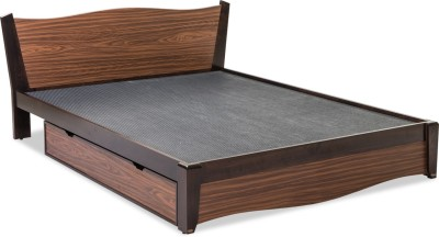 Durian MILLS/KB/A Solid Wood King Bed With Storage