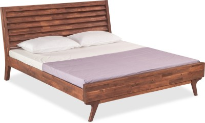 Durian VENICE/KB Solid Wood King Bed