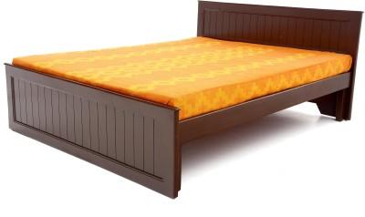 Furnicity Engineered Wood Queen Bed