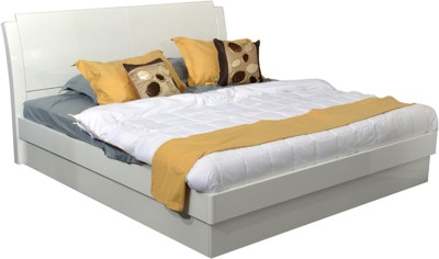 HomeTown Aspen Engineered Wood Queen Bed With Storage