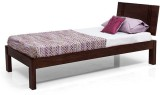 HomeEdge Solid Wood Single Bed (Finish C...