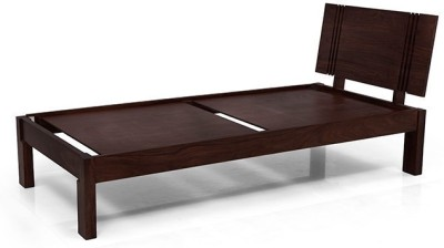 HomeEdge Solid Wood Single Bed