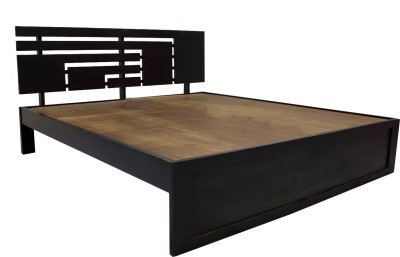 Woodpecker Edinburgh Solid Wood King Bed