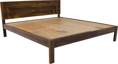 Woodpecker Solid Wood King Bed