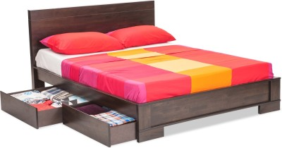 Durian WILSON/KB Solid Wood King Bed