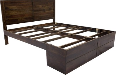 Woodpecker Winchester Solid Wood King Bed