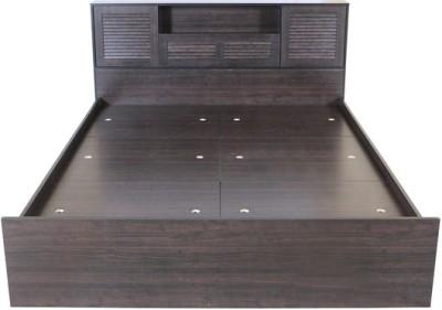 HomeTown Bali Super Engineered Wood Queen Bed With Storage