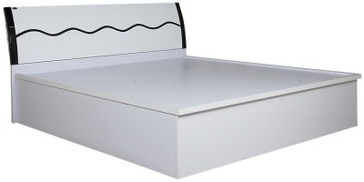 Parin Engineered Wood King Bed With Storage