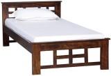 Ethnic Handicrafts Solid Wood Single Bed...