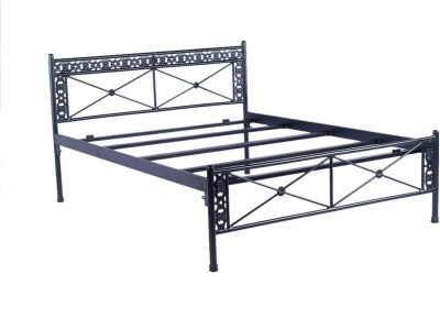Irony furniture Metal King Bed