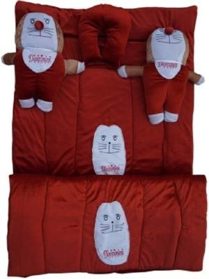 ROYAL SHRI OM Velvet Bedding Set