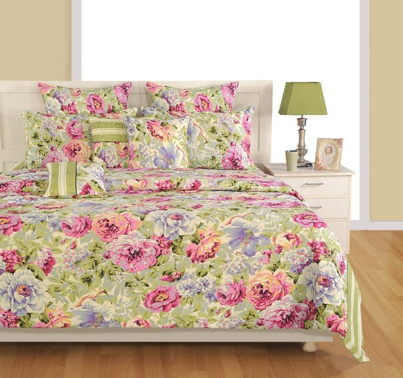 Swayam Cotton Bedding Set Bib-Vd-1314