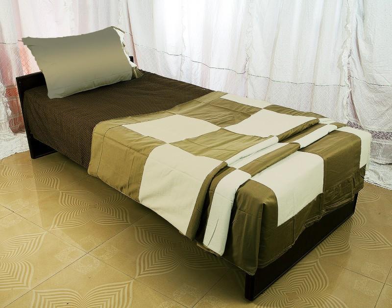 Tangia Chekmait Bedding Set Sdc62chekmaitmilitarygreen&Babybrowndc+D