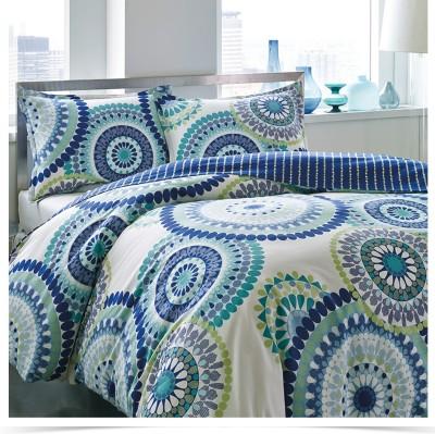 1800HomeLine Cotton Silk Blend Bedding Set