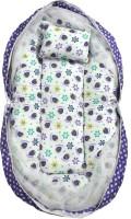 Krivi Kids Cotton Bedding Set(Purple)