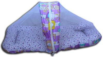 Glitz Baby Shades of Purple Cotton Bedding Set
